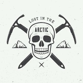 北極スカル