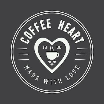 Кофейный логотип