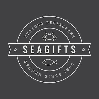 Логотип ресторана, значок