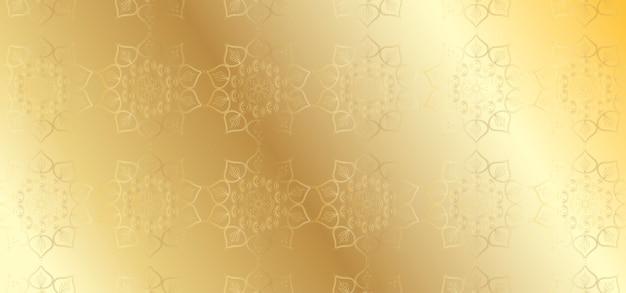 金の飾りの背景
