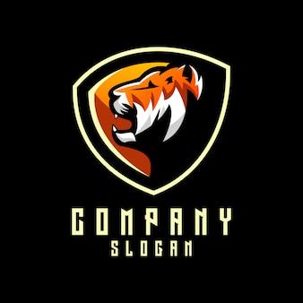 Логотип тигра