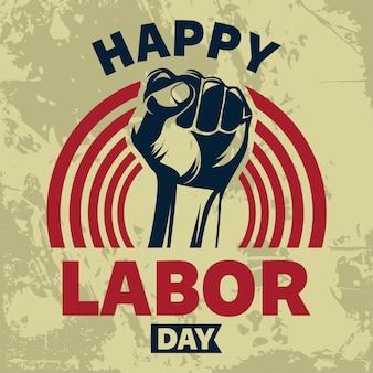 アメリカの幸せ労働日の背景
