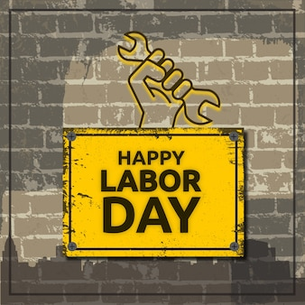 国際労働日デザイン