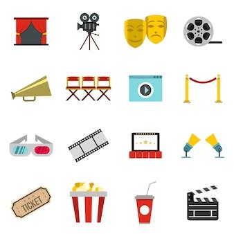 Набор иконок кино