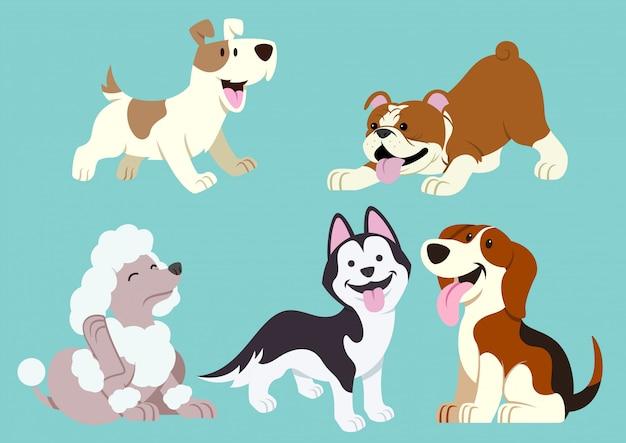 犬漫画セット