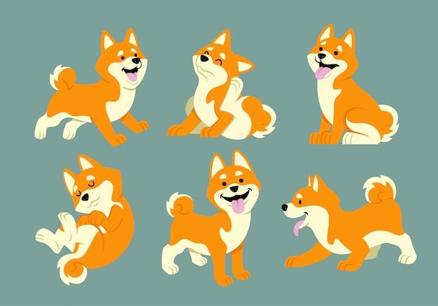 柴犬漫画セット
