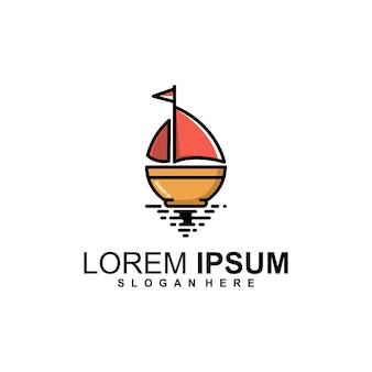 Чаша корабля логотип