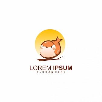 Птичий закат логотип