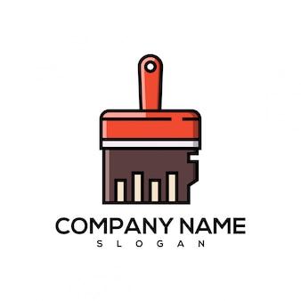 きれいなメモリのロゴ