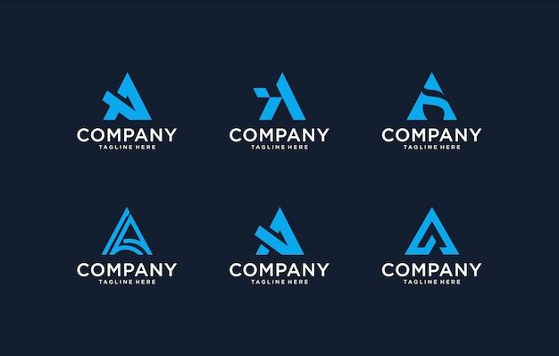 Вдохновенный современный логотип