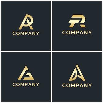 モノグラムのロゴ