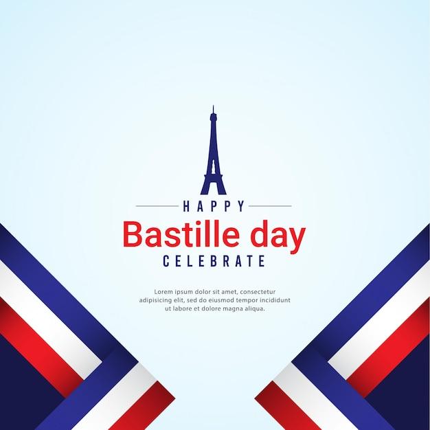 Празднование дня бастилии