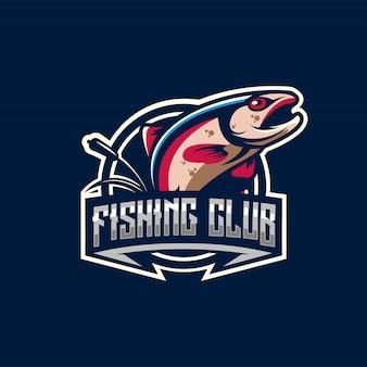 釣りのロゴ