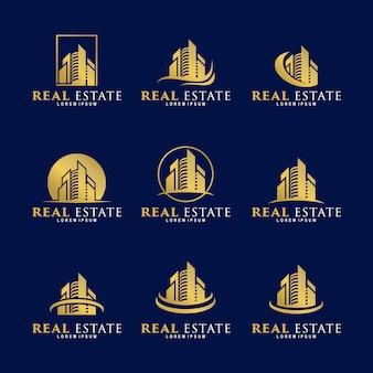 Логотип недвижимости