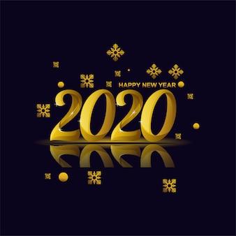 Шаблон фона с новым годом