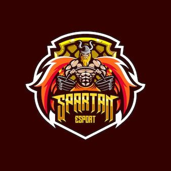 サパルタンのロゴ