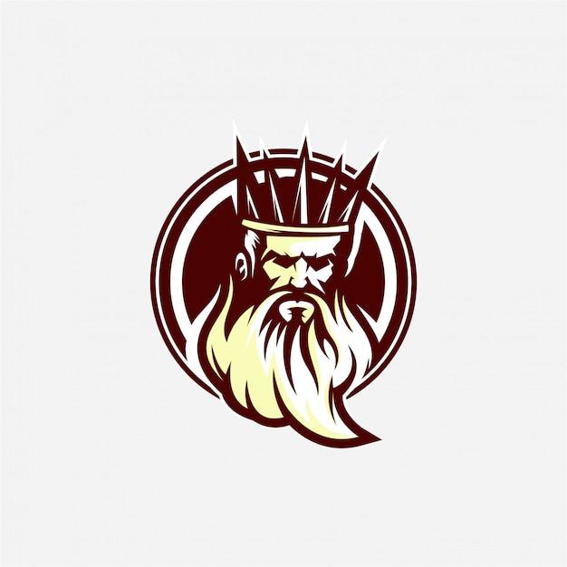 ゼウスのロゴデザイン
