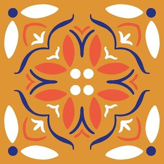 Марокко плитка бесшовные модели.