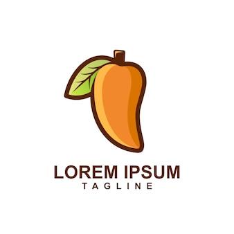Мультфильм манго логотип
