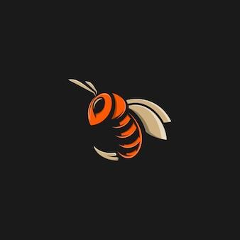 Пчела иллюстрация
