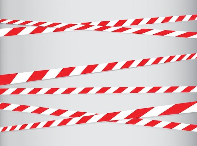 Осторожно и опасность ленты