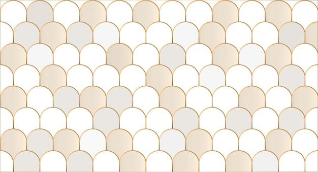 抽象的なテクスチャ背景。ゴールデンラインパターン。