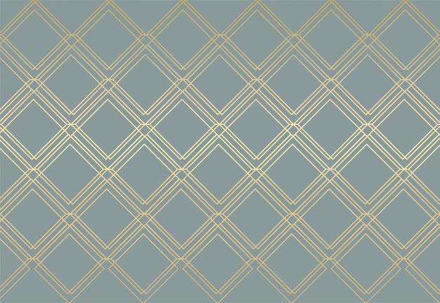 Абстрактный геометрический рисунок