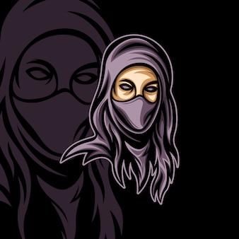 紫の女王暗殺者