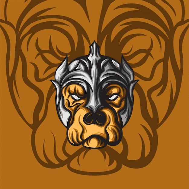 Старый пёс король