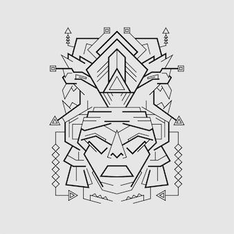 マヤマスク