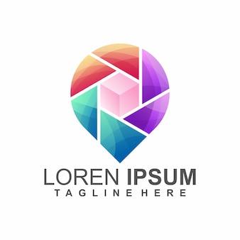 Медиа логотип вектор