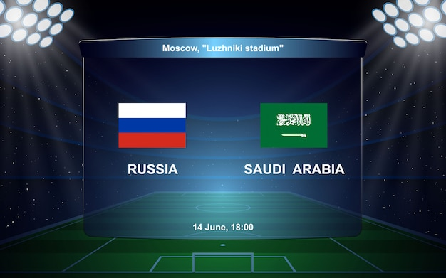 Россия против саудовской аравии. е