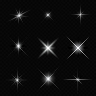 Сверкающая звезда