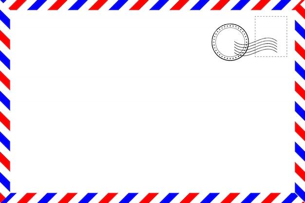 Реалистичная винтажная открытка