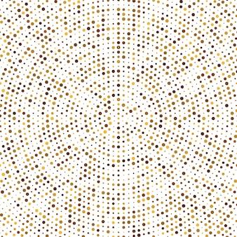 ゴールドディスコキラキラ背景。