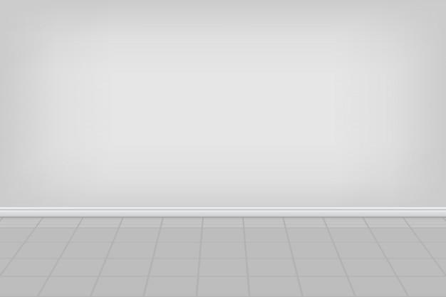 空のランドリールームの背景イラスト