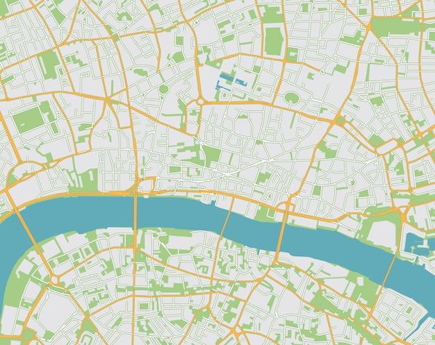 市の位置図