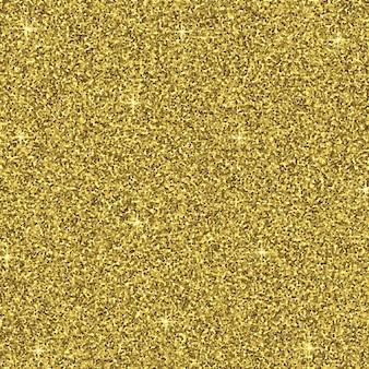 Векторный фон золотой фольги
