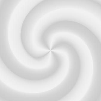 ヨーグルトまたはミルクの渦巻きの背景