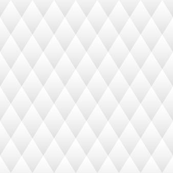グレー色の豪華な斜めの正方形のシームレスパターン