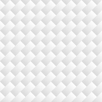 グレー色の豪華な正方形のシームレスパターン
