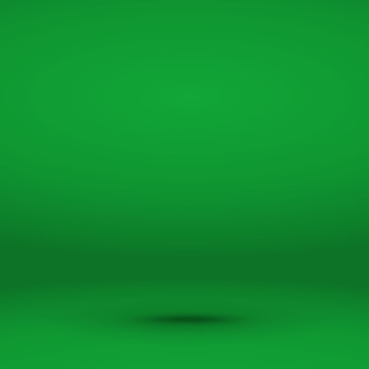 スポットライトグラデーションと部屋の背景