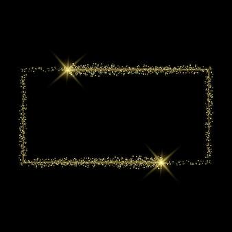 マジックライトグロー効果星透明背景に分離された輝きとバーストライトトレース