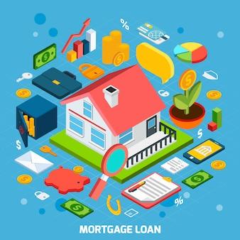 Концепция ипотечного кредита