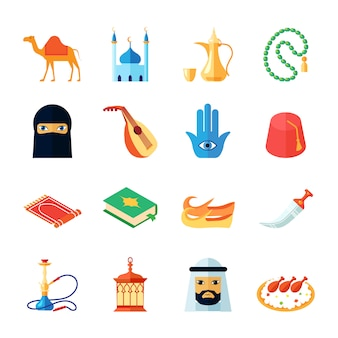 アラビア文化