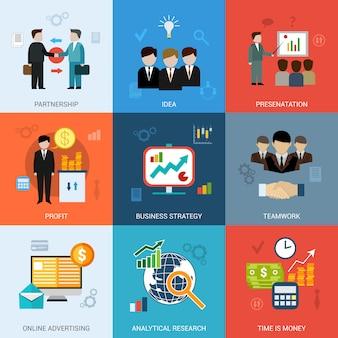 事業コンセプトセット