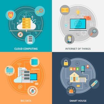セキュリティと利便性のための電子システム