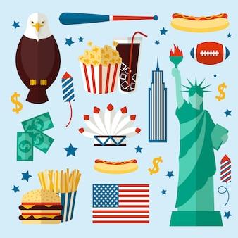Нью-йорк сша набор