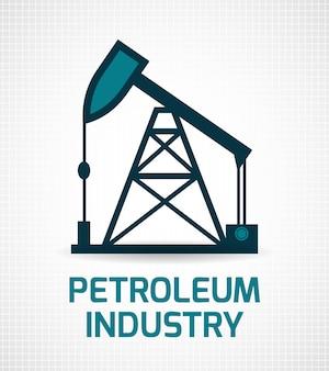 石油産業のポスター