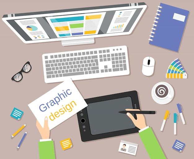 デザイナー職場平面図